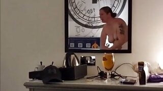 Mom and step son share hotelroom impregnated don't cum in me