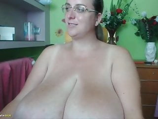 Girls with very big clits - Bbw with very big tits and a very big clit on webcam