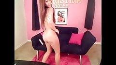 Christina Models Webcam Session 6