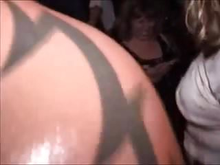Stripper british flag blowjob Backstage sluts with stripper