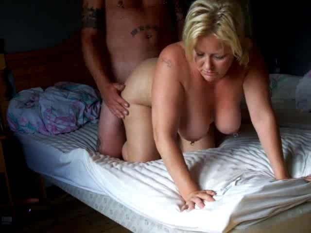 thick amateur well fucked