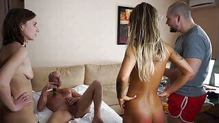 Real Porn Shooting Backstage, Part 3