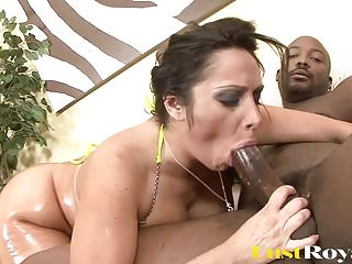 Guy sterling porn Chubby vannah sterling is fucked hard by massive black cock