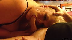 Jenna Jaymes Sucks Dick While Another Guy Waits (Archives)
