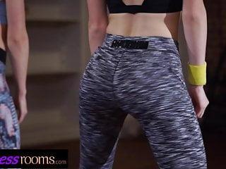 Nude flexible girls lesbian videos Fitness rooms flexible lesbian alecia fox and redhead