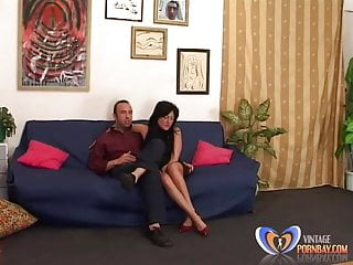 Italian mature porn tube Italian mature fucked hard in vintage porn