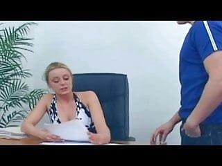 Strapon girls xxx Office strapon girls scene1