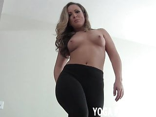 You will piss your pants Stroke your cock while i tease you in yoga pants joi