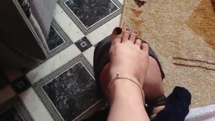 Russian Feet Worship Video
