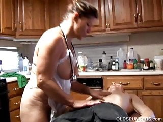 Milfs in sexy lingerie Slutty old spunker in sexy lingerie is a super hot fuck