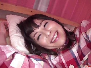 Home porn posting Ayumi iwasa fantastic home porn on camera