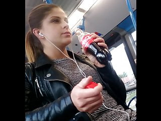 Voyeur video and hidden camera Hungarian girl spy camera hidden camera in bus voyeur video