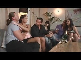 Interracial news group New years eve group sex