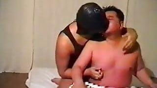 Japanese chubby sex 7