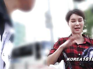 Horny asian korean girls Korean girl in japan is horny