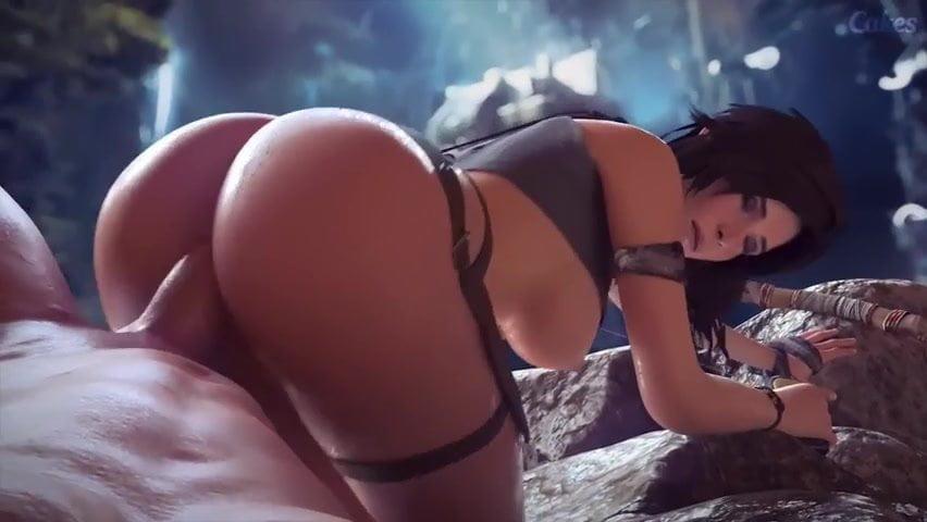 Laura Croft Porn