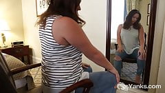Horny Yanks Minx Kimberlee Rose Toying Her Twat