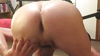 Nude sports and assplay