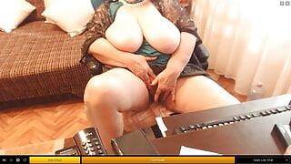 MatureMaiden show webcam