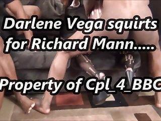 Diana richards interracial Darlene vega squirts for richard mann