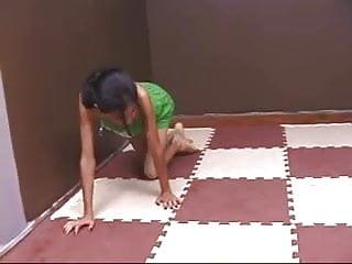 Beautiful brazilian shemales free movies Beautiful brazilian goddess playing with her pet slave girl