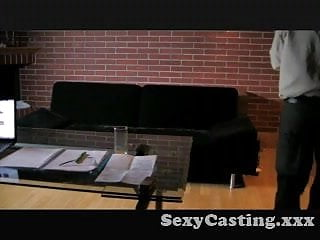 Sexy too hot Casting - shes way too hot for porn
