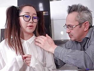 Small tiny asian sex pics Li loo- tiny asian improves her grades