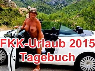 Fly naked on germanys first nudist holiday flight Nudist-holidays diary 1