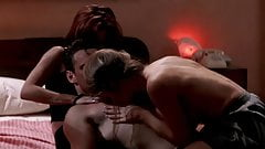 Celebrities Denise Richards & Neve Campbell Threesome Sex