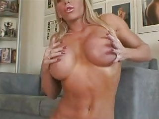 Wifes a former lesbian Former fitness champ kristina sereny oil up her body