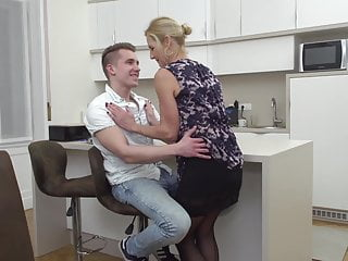 Mom young son fucking movies - Posh mom molly maracas suck and fuck young son