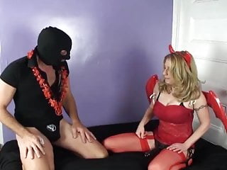 Satanic sex ritual - Satans got a strapon