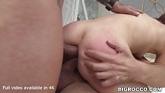 Teen Anal Slut Enjoys Two Cocks In Her Ass At The Same Time