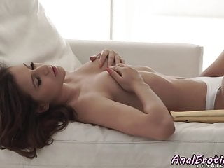 Cumcovered boobs blog Cumcovered euro anally plowed by her lover