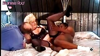 MrsB Cheat Cuckolds Her Fat Bi Husband for BBC