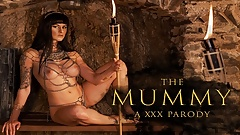 Busty Billie Star As Anck-Su-Namun Is All Yours In The MUMMY XXX