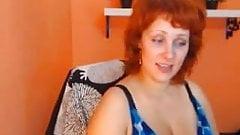 Red head big tits 2