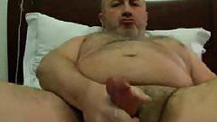 Big belly daddy cumming so hard