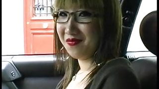 Lin Yao fucked in a threesome