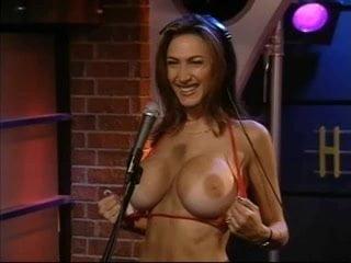 real fake stern boob or Howard