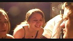 Татьяна и ее девушки из студенческого общества
