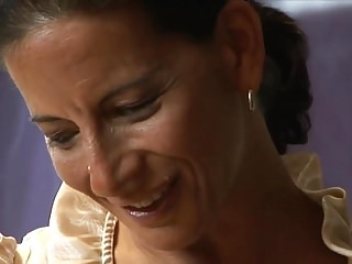 Sexy olderwoman - Hot fuck 135 sexy cougar milf younger lover, office