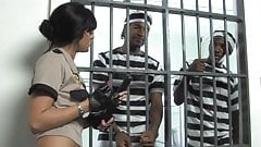 jailor makes deal with prisoners for bbc