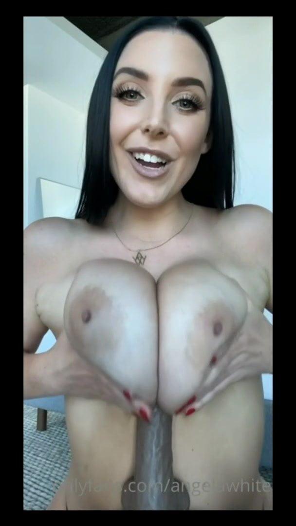 Titfuck angela white Angela White