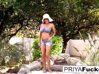Palmistry penis priya rai Fun in the sun with sexy milf priya rai