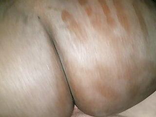 Big booty black girls anal - Big booty black girl doggy fucks white cock