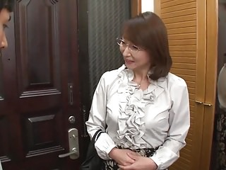 Mature lingerie cum in mouth - Japanich