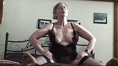 UK Granny Kim Gets Analized by BBC