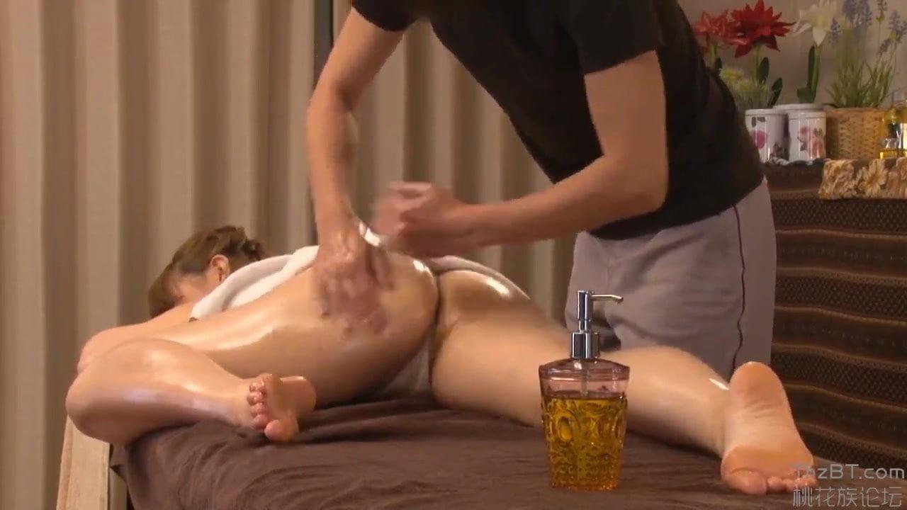 Hintern Massage