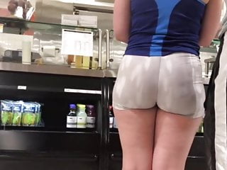 Sex after a c section Phat ass at the deli section